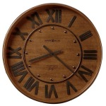 Wine Barrel Wall Clock