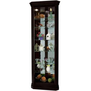 Duane Corner Curio Cabinet