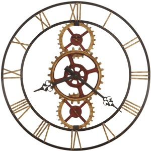 Hannes Metal Oversized Wall Clock