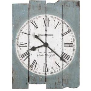 Mack Road Wall Clock