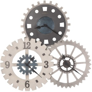 Cogwheel I Oversized Wall Clock