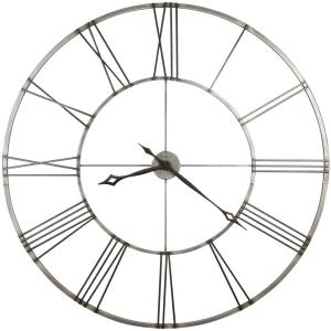 Stockton Oversized Iron Wall Clock