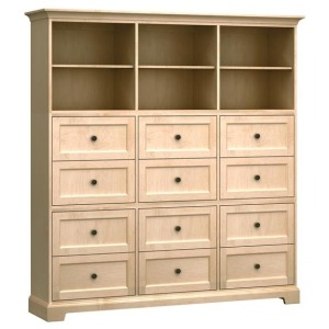 Custom Home Storage Cabinet