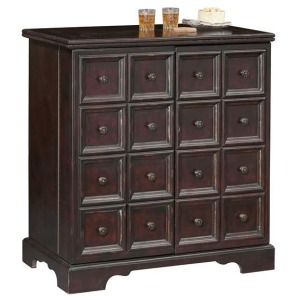 Brunello Wine & Bar Cabinet