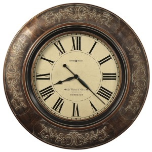 Le Chateau Wall Clock