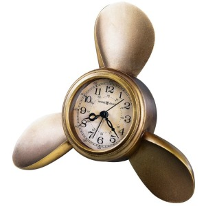 Propeller Alarm Clock