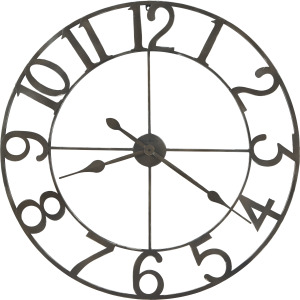 Artwell Oversized Wall Clock