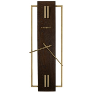 Harwood II Wall Clock