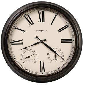 Aspen Outdoor Oversized Wall Clock