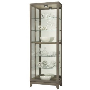 Luke VI Curio Cabinet