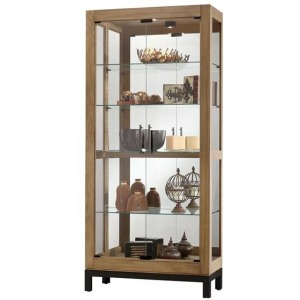 Quinn Curio Cabinet