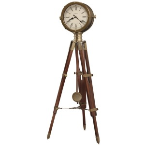 Time Surveyor Tripod Grandfather Clock