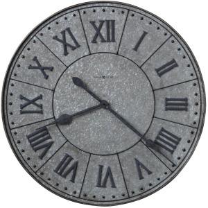 Manzine Metal Oversized Wall Clock
