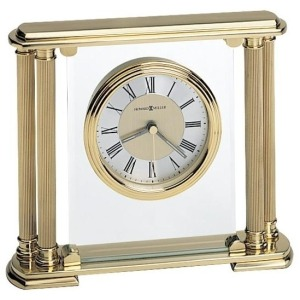 Athens Table Clock