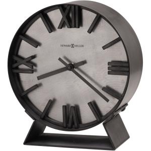 Indigo Metal Mantel Clock