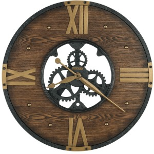 Murano Oversized Wall Clock