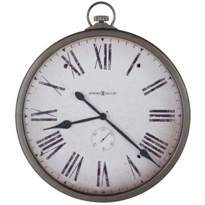 Gallery Pocket Watch Oversized Wall Clock