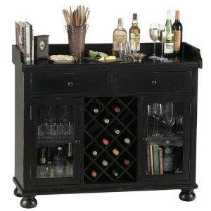 Cabernet Hills Wine and Bar Cabinet