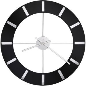 Onyx Oversized Wall Clock