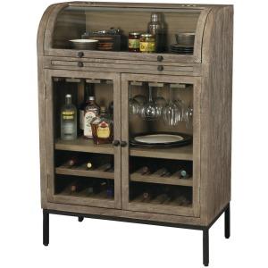 Paloma Wine & Bar Cabinet