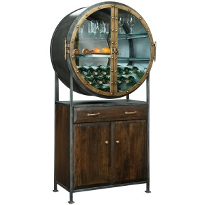 Rob Roy Wine & Bar Cabinet