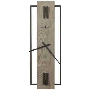 Harwood I Wall Clock