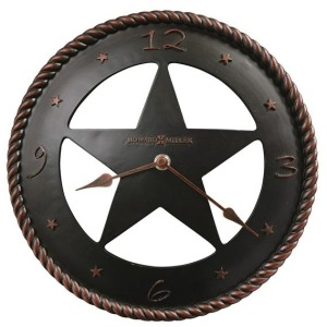 Maverick Wall Clock