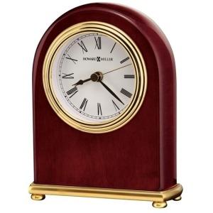 Rosewood Arch Alarm Clock
