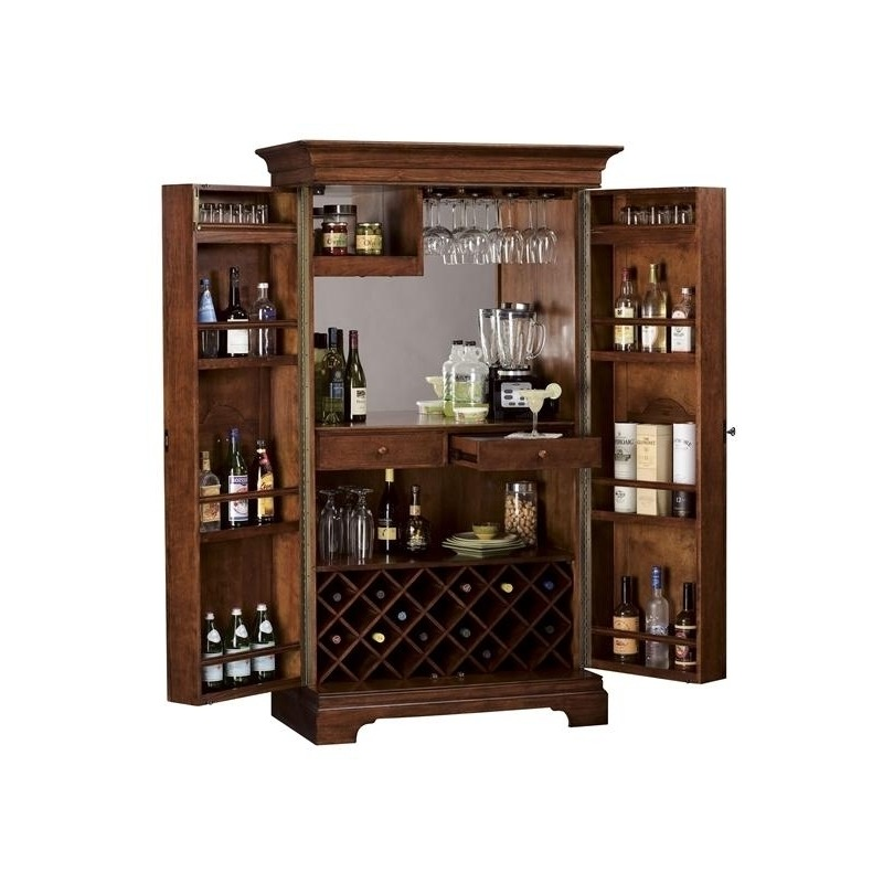 Barossa Valley Wine & Bar Cabinet