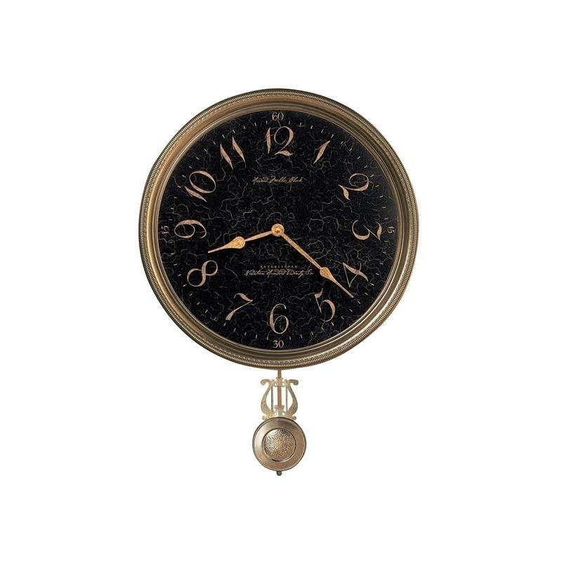 Paris Night Wall Clock