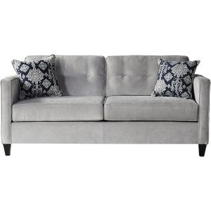 Sofa - Elizabeth Silver