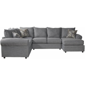 3 PC Sectional - Marco Lagoon