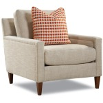 Chair Shown in Fabric 61272-61