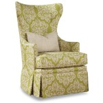 Chair Shown in Fabric 10298-23