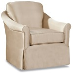 Swivel Shown in Fabric 61267-88