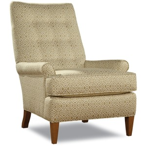 Chair Shown in Fabric 61190-15