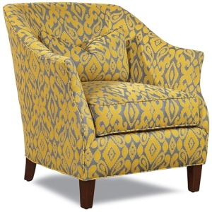 Chair Shown in Fabric 40253-15