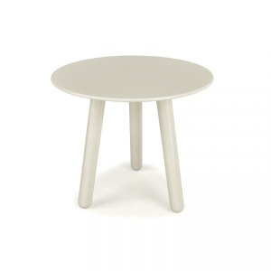 Side Table Shown in Cream 321