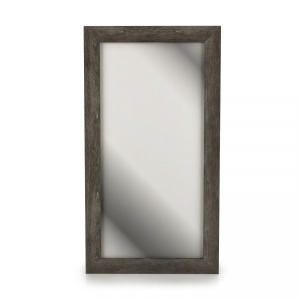 Horizontal mirror Shown in anthracite 21