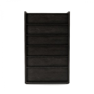 6 drawer chest Shown in charcoal #11