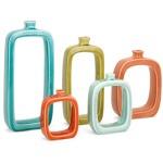 Warlow Vases set of 5