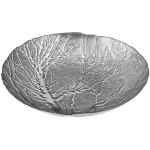 Ethereal Tree Bowl - Silver Plated
