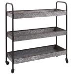 Homestead Galvanized Cart