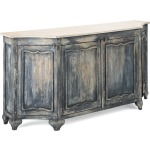 Aquitaine Wooden Sideboard