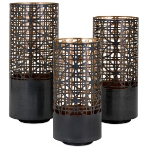 Modi Pierced Lanterns - Set of 3