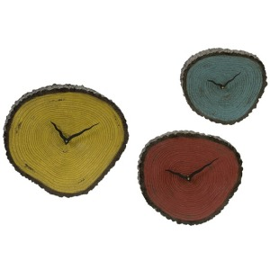 Morgan Wall Clocks- Set of 3