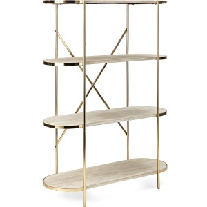 Charleston Etagere Bookshelf