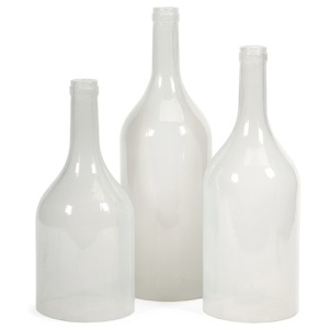 Monteith Cloche Bottles - Set of 3