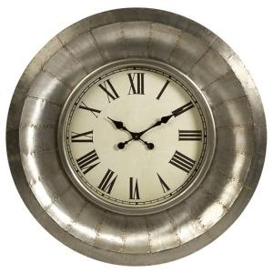 Mesick Aluminum Clock