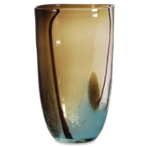 Tall Tsiari Glass Vase